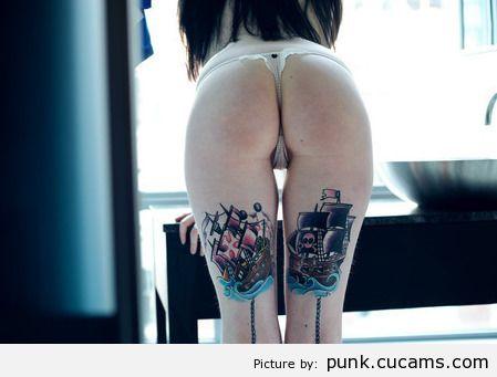 Punk Pulling Pants by punk.cucams.com